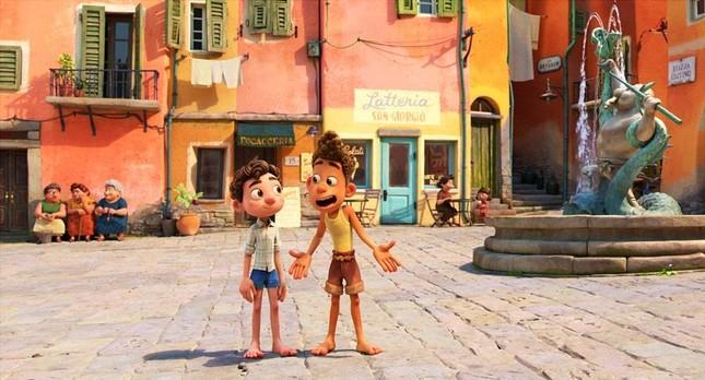 """""""Mùa Hè của Luca"""", Pixar làm sao để thu hút khán giả chỉ nhờ một kỳ nghỉ Hè? ảnh 4"""