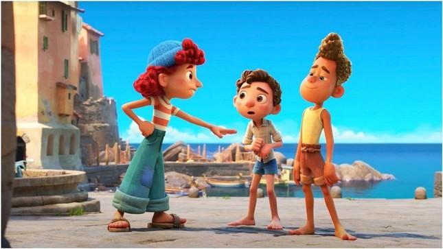 """""""Mùa Hè của Luca"""", Pixar làm sao để thu hút khán giả chỉ nhờ một kỳ nghỉ Hè? ảnh 5"""