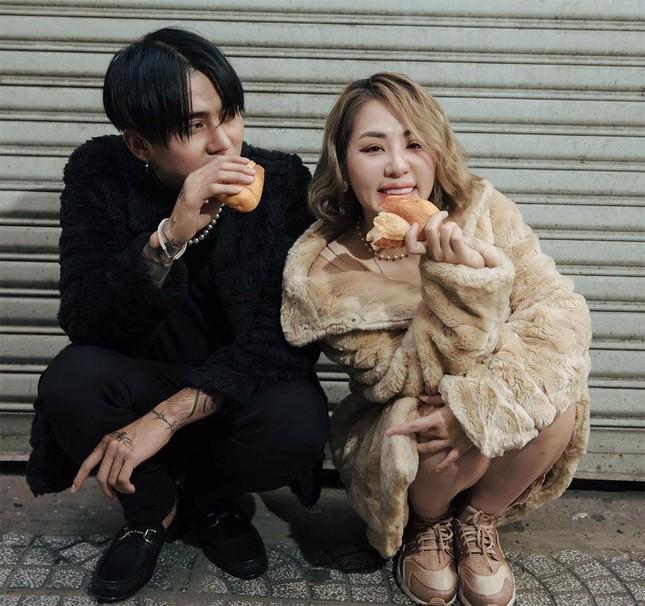 Vợ cũ ca sĩ Hoài Lâm bị hiểu nhầm là người thứ 3 khi hẹn hò với rapper Đạt G ảnh 1