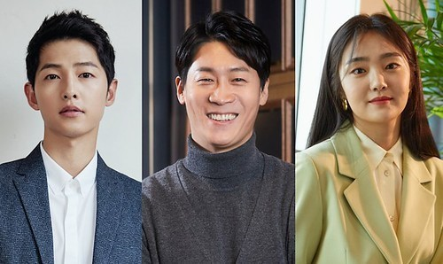 K-biz 20/5: Không phải Hyun Bin, Song Hye Kyo đang hẹn hò ai? Song Joong Ki đóng phim mới? ảnh 3