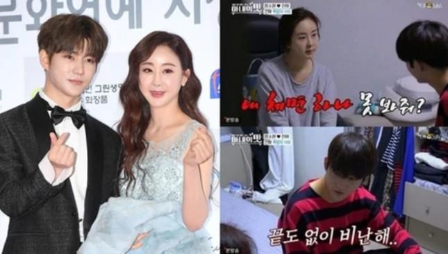 """Cặp vợ chồng """"hot"""" nhất showbiz Hàn: Vợ """"đáng tuổi cô"""", chồng """"đáng tuổi cháu"""" ảnh 11"""