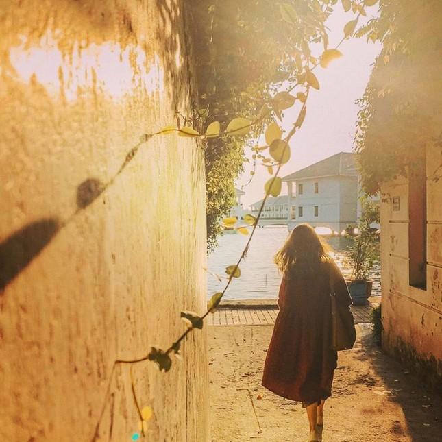 Hoàng hôn hồ Tây: Điểm check-in, thư giãn của giới trẻ Hà Thành ảnh 7