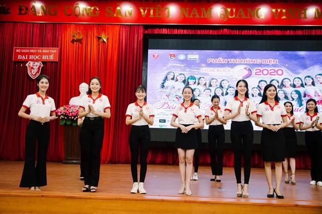 21 gương mặt tiêu biểu lọt vào chung kết Hoa khôi Đại học Huế ảnh 3