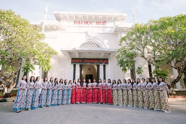 21 gương mặt tiêu biểu lọt vào chung kết Hoa khôi Đại học Huế ảnh 1