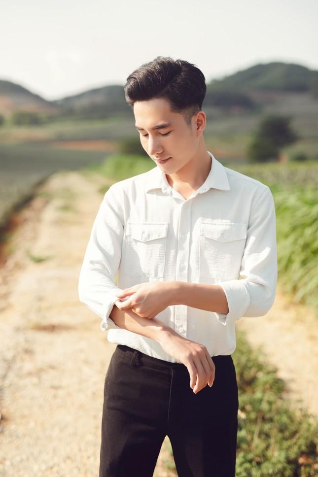 Chàng trai 9X ước mơ trở thành soái ca màn ảnh Việt ảnh 5