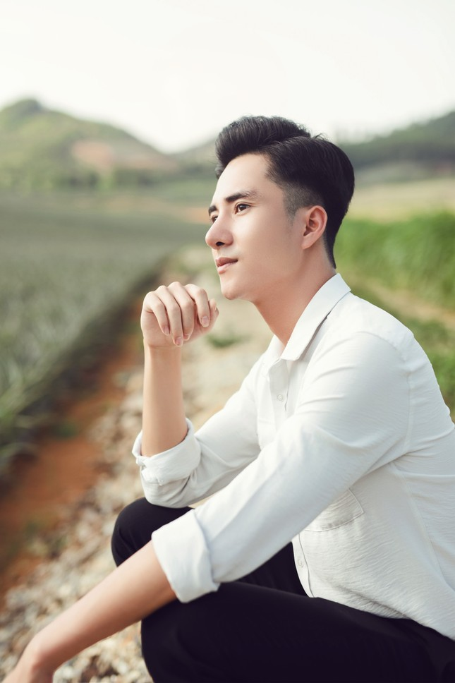 Chàng trai 9X ước mơ trở thành soái ca màn ảnh Việt ảnh 2