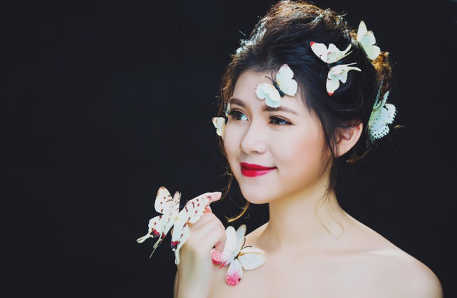 """Hot girl Phương Oanh 10X"" ảnh 9"