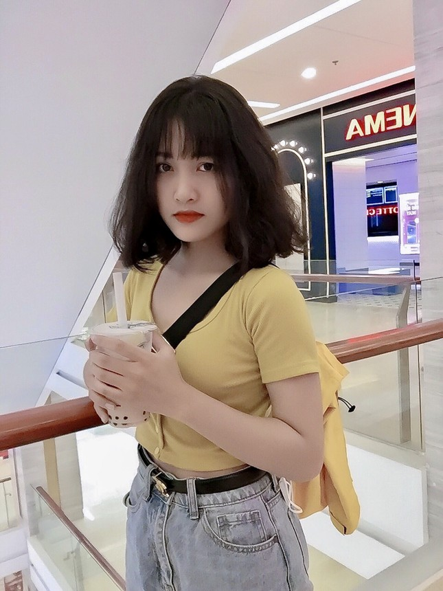 Hot girl 10X Thanh Hóa và ước mơ học Luật  ảnh 4