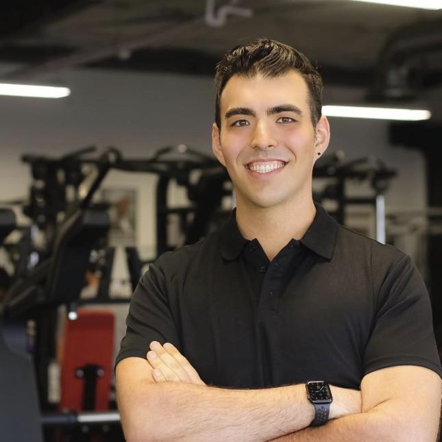 """Chàng trai New ZeaLand """"lột xác"""" thành mỹ nam phòng gym nhờ giảm 94kg ảnh 4"""