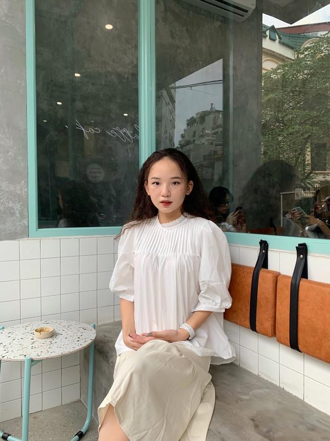 """Hot girl Yên Bái đạt điểm thi cao vút gạt phăng định kiến """"chân dài não ngắn"""" ảnh 15"""