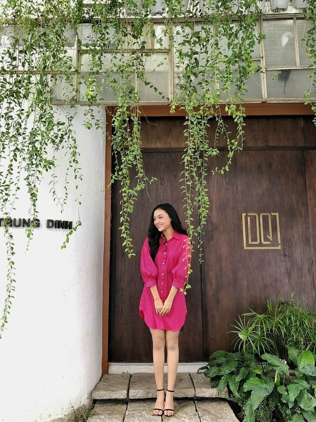 Hoa khôi Phú Yên với ước mơ lan tỏa những điều tích cực ảnh 12