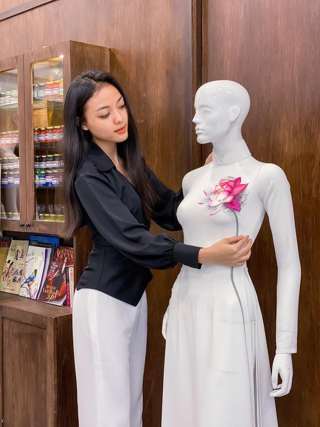 Hoa khôi Phú Yên với ước mơ lan tỏa những điều tích cực ảnh 3