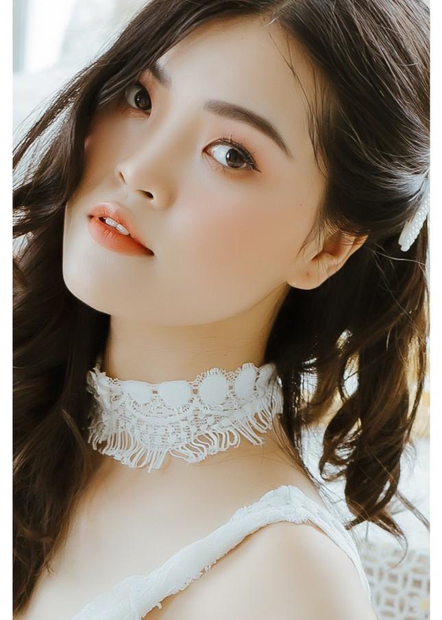 Ước mơ trở thành người mẫu của một cô gái có chiều cao vượt trội từ nhỏ ảnh 9