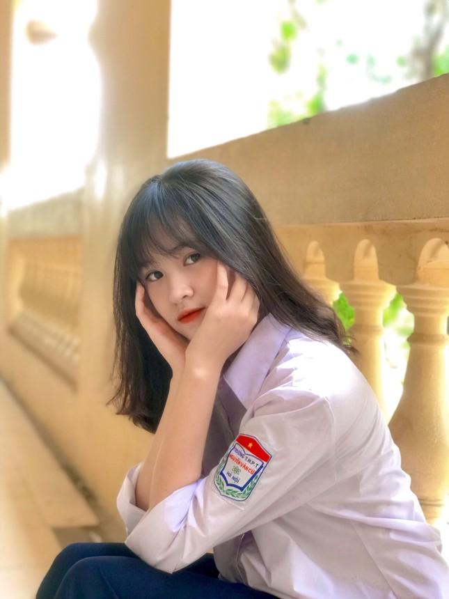 Nữ sinh Hà Thành xinh đẹp dịu dàng trong bộ ảnh tuổi 16 ảnh 1
