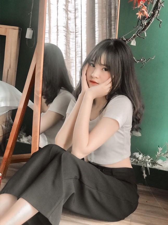 Nữ sinh Hà Thành xinh đẹp dịu dàng trong bộ ảnh tuổi 16 ảnh 10
