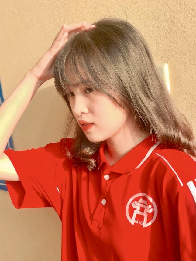 Nữ sinh Hà Thành xinh đẹp dịu dàng trong bộ ảnh tuổi 16 ảnh 4