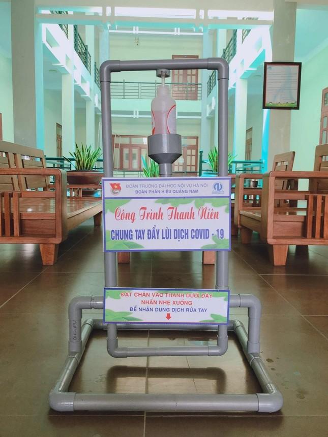 Phân hiệu trường ĐH Nội vụ Hà Nội tại Quảng Nam - Đà Nẵng sẵn sàng chào đón tân sinh viên ảnh 4