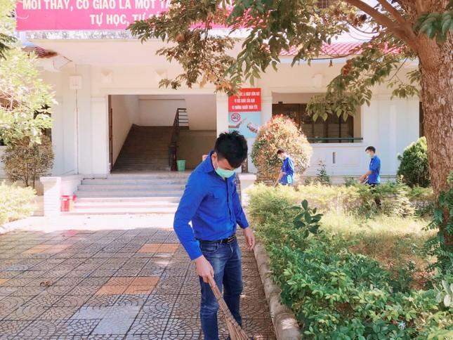 Phân hiệu trường ĐH Nội vụ Hà Nội tại Quảng Nam - Đà Nẵng sẵn sàng chào đón tân sinh viên ảnh 6