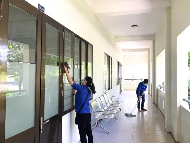 Phân hiệu trường ĐH Nội vụ Hà Nội tại Quảng Nam - Đà Nẵng sẵn sàng chào đón tân sinh viên ảnh 7