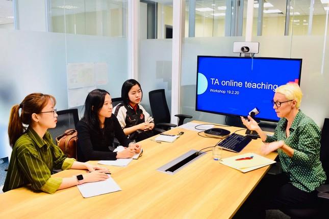 RMIT được NEAS xác nhận chất lượng dạy và học trực truyến ảnh 1
