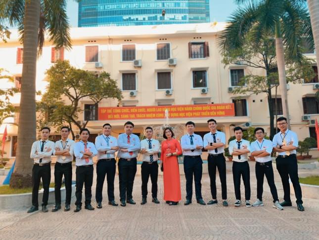 Chàng sinh viên vinh dự được bầu vào Cấp uỷ Chi bộ Sinh viên ảnh 7