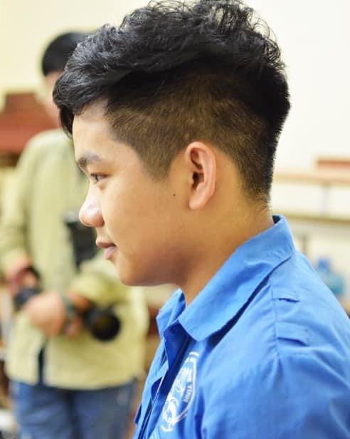 Chàng sinh viên vinh dự được bầu vào Cấp uỷ Chi bộ Sinh viên ảnh 9