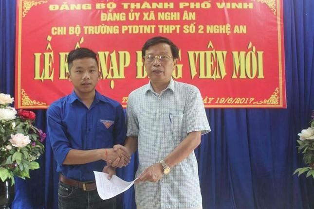 Chàng sinh viên vinh dự được bầu vào Cấp uỷ Chi bộ Sinh viên ảnh 5
