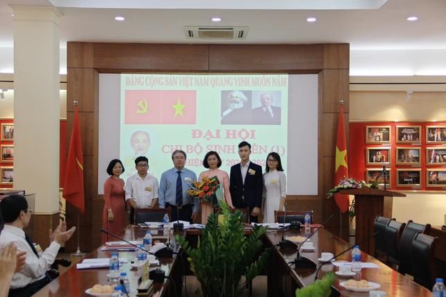 Chàng sinh viên vinh dự được bầu vào Cấp uỷ Chi bộ Sinh viên ảnh 6
