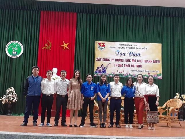 Chàng sinh viên vinh dự được bầu vào Cấp uỷ Chi bộ Sinh viên ảnh 10