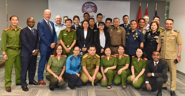 RMIT cung cấp chương trình đào tạo giúp đối phó với tội phạm xuyên quốc gia ảnh 3