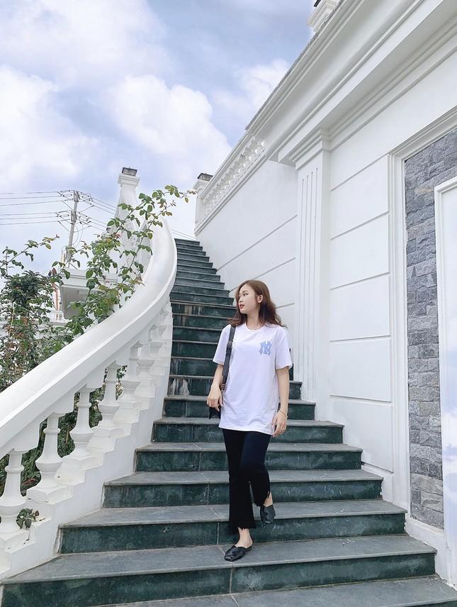 Vẻ đẹp chuẩn Hàn Quốc của nữ sinh trường ĐH Kinh doanh và Công nghệ Hà Nội  ảnh 15