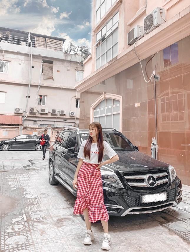 Vẻ đẹp chuẩn Hàn Quốc của nữ sinh trường ĐH Kinh doanh và Công nghệ Hà Nội  ảnh 3