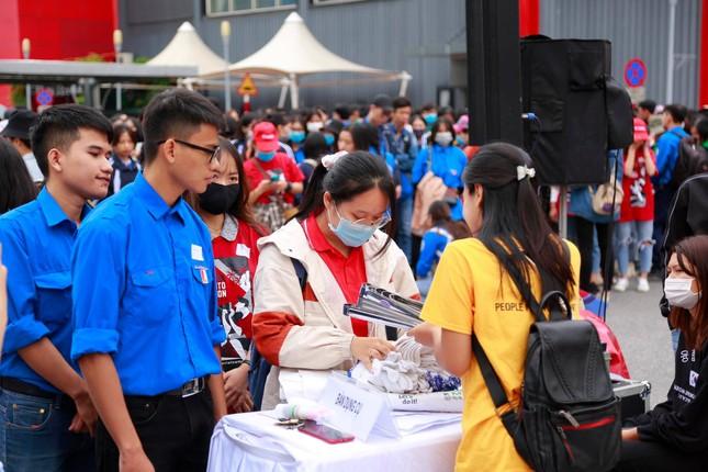 """Chiến dịch """"World Cleanup Day 2020"""" tại Hà Nội ảnh 3"""