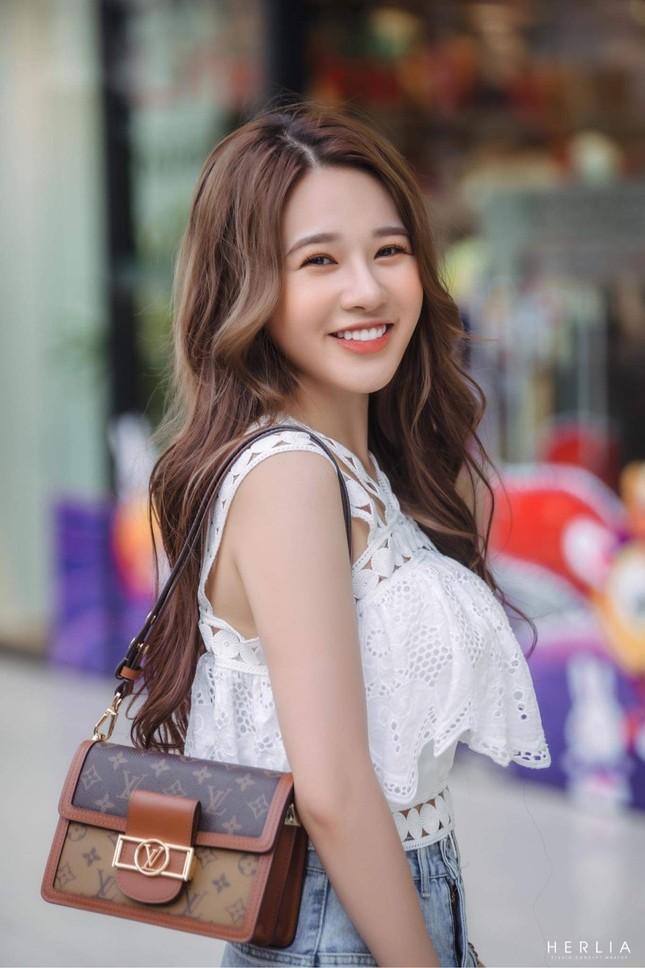 Hot girl Nam Định sở hữu nét đẹp giống diễn viên Sam ảnh 3