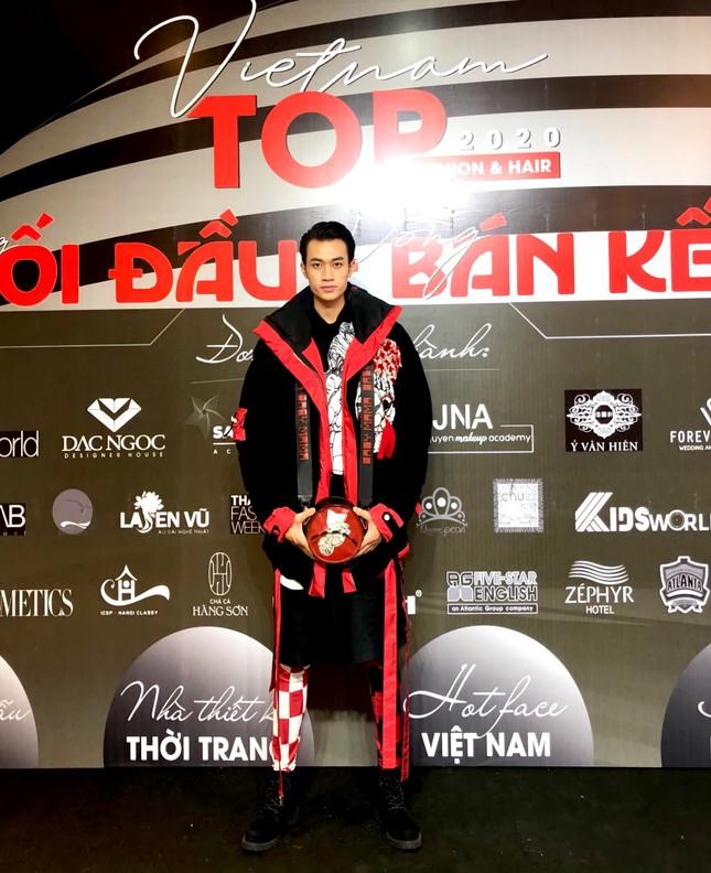 Chàng trai cao 1m90 từ Lào Cai xuống Hà Nội học diễn viên ảnh 3