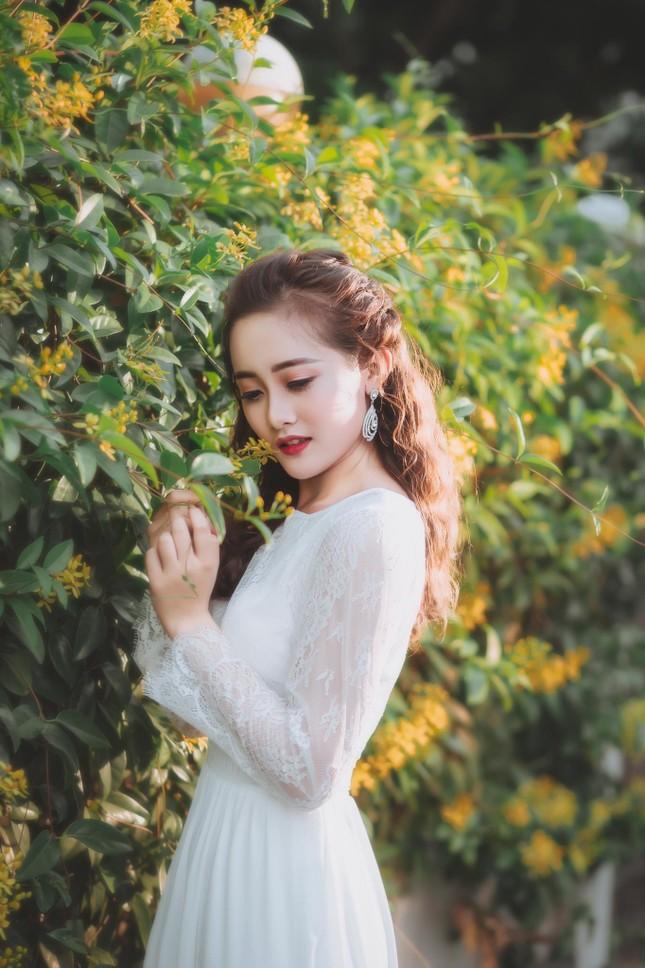 Hoa khôi Học viên Tài chính: Tôi hài lòng với cuộc sống hiện tại! ảnh 9