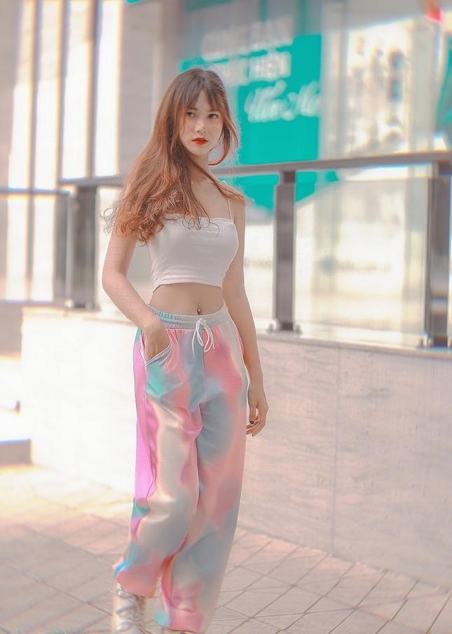 """Hot girl Hà thành: """"Hãy kiếm tiền trước sự già đi của bố mẹ"""" ảnh 14"""