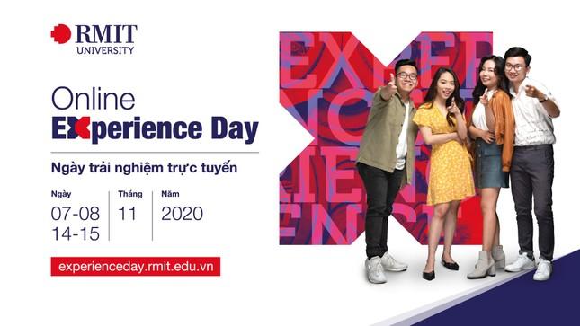 RMIT tổ chức Ngày trải nghiệm trực tuyến cho học sinh trung học ảnh 1