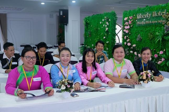 Vườn ươm doanh nghiệp đầu tiên dành riêng cho thanh niên dân tộc thiểu số tại Việt Nam ảnh 2
