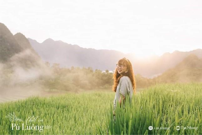 Ngỡ ngàng trước hình ảnh Pù Luông cực đẹp qua bộ ảnh của nữ sinh Đại học Thương mại ảnh 5