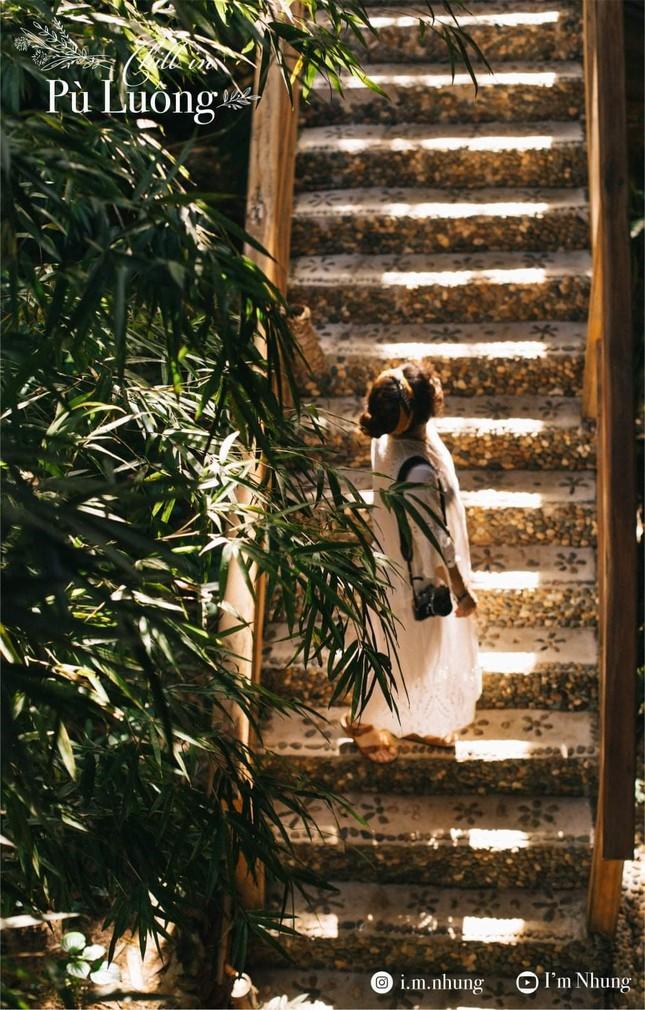 Ngỡ ngàng trước hình ảnh Pù Luông cực đẹp qua bộ ảnh của nữ sinh Đại học Thương mại ảnh 8