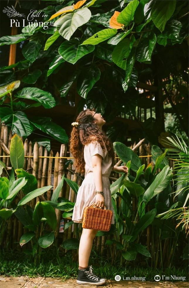 Ngỡ ngàng trước hình ảnh Pù Luông cực đẹp qua bộ ảnh của nữ sinh Đại học Thương mại ảnh 9