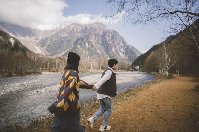 Gặp được nhau giữa hàng vạn người quả là một điều may mắn và hạnh phúc! ảnh 6