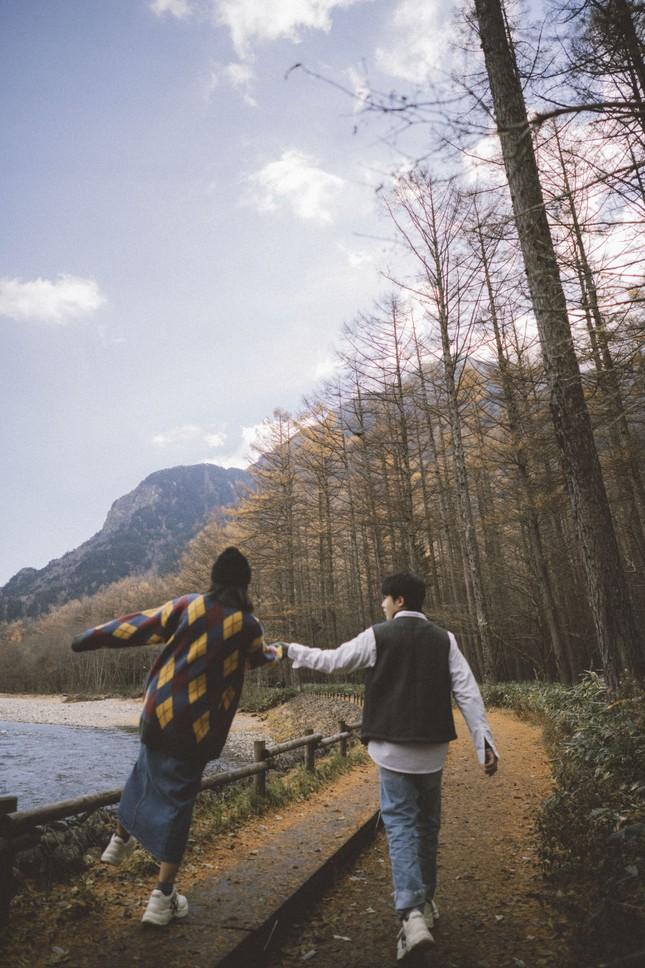 Gặp được nhau giữa hàng vạn người quả là một điều may mắn và hạnh phúc! ảnh 16
