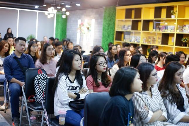 """Workshop """"Chuyện cây mic 2"""" – Chuyện nghề cho những bạn trẻ yêu truyền hình ảnh 5"""