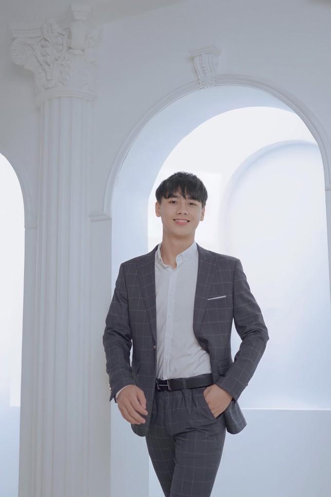 Hot boy Nghệ An điển trai trong bộ ảnh phong cách Hàn Quốc ảnh 10