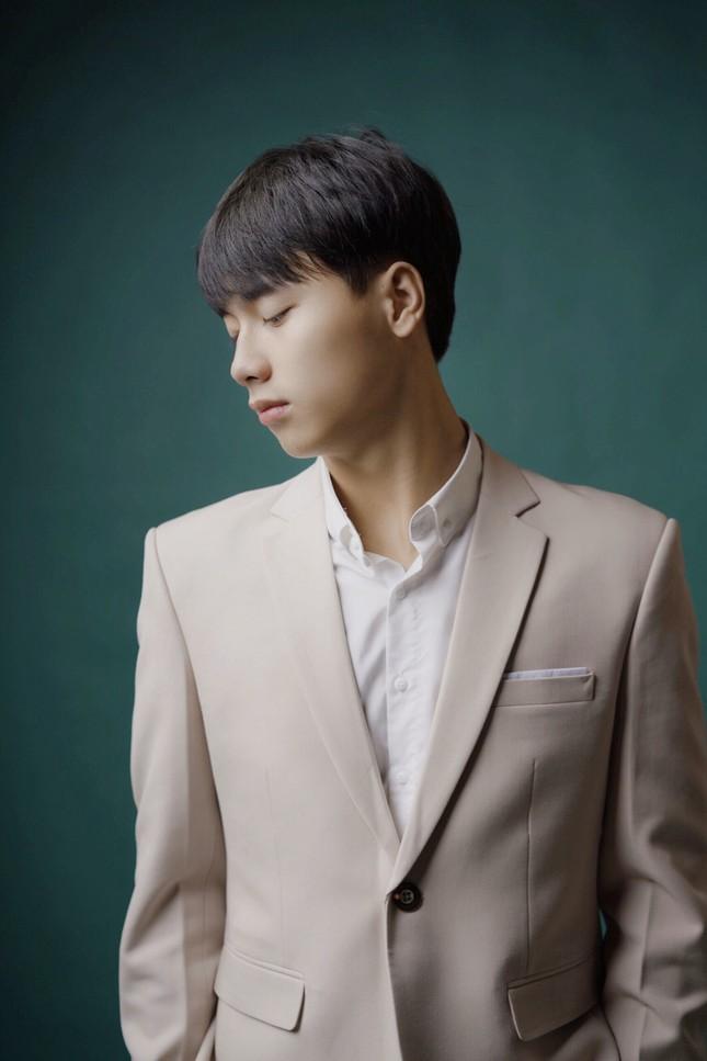 Hot boy Nghệ An điển trai trong bộ ảnh phong cách Hàn Quốc ảnh 11