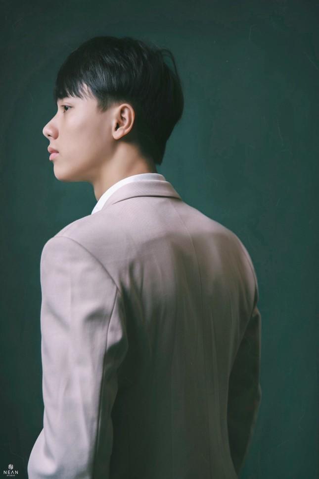 Hot boy Nghệ An điển trai trong bộ ảnh phong cách Hàn Quốc ảnh 2