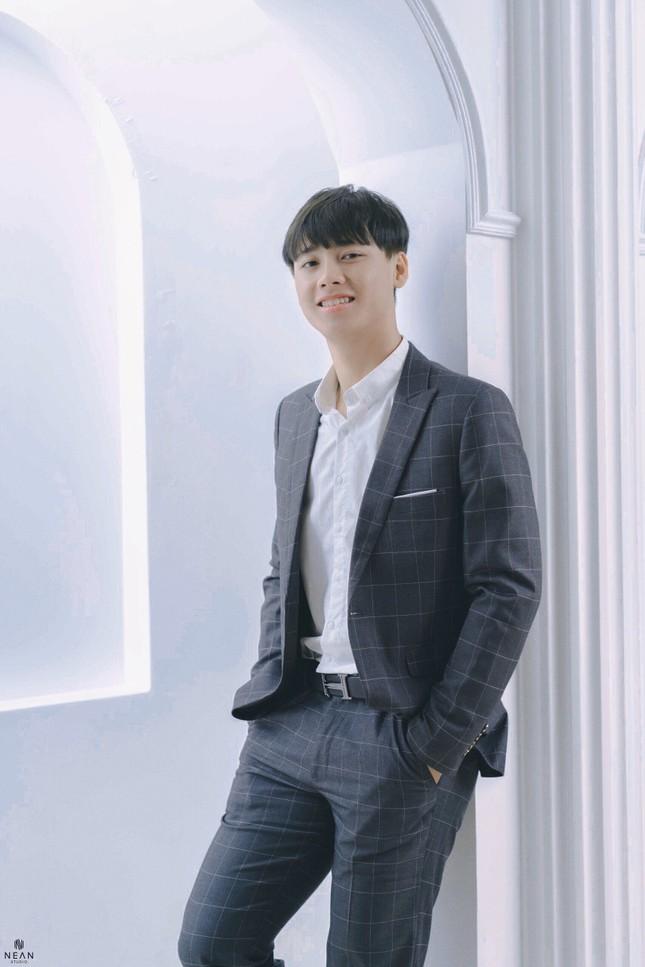 Hot boy Nghệ An điển trai trong bộ ảnh phong cách Hàn Quốc ảnh 1