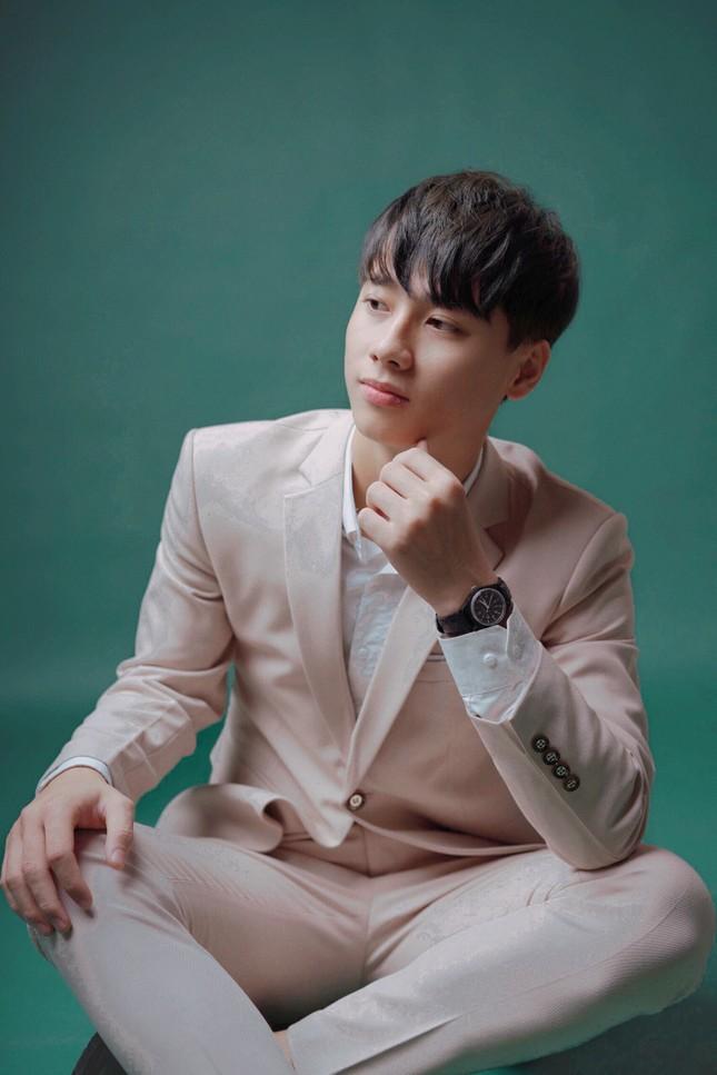 Hot boy Nghệ An điển trai trong bộ ảnh phong cách Hàn Quốc ảnh 5